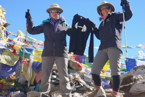 SXS conquers Mt. Everest