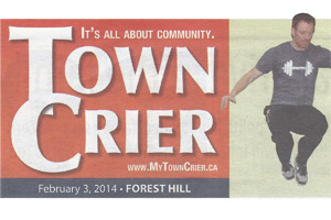 Town Crier cover
